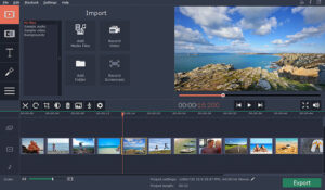 Movavi Slideshow Maker top 10 slideshow maker software