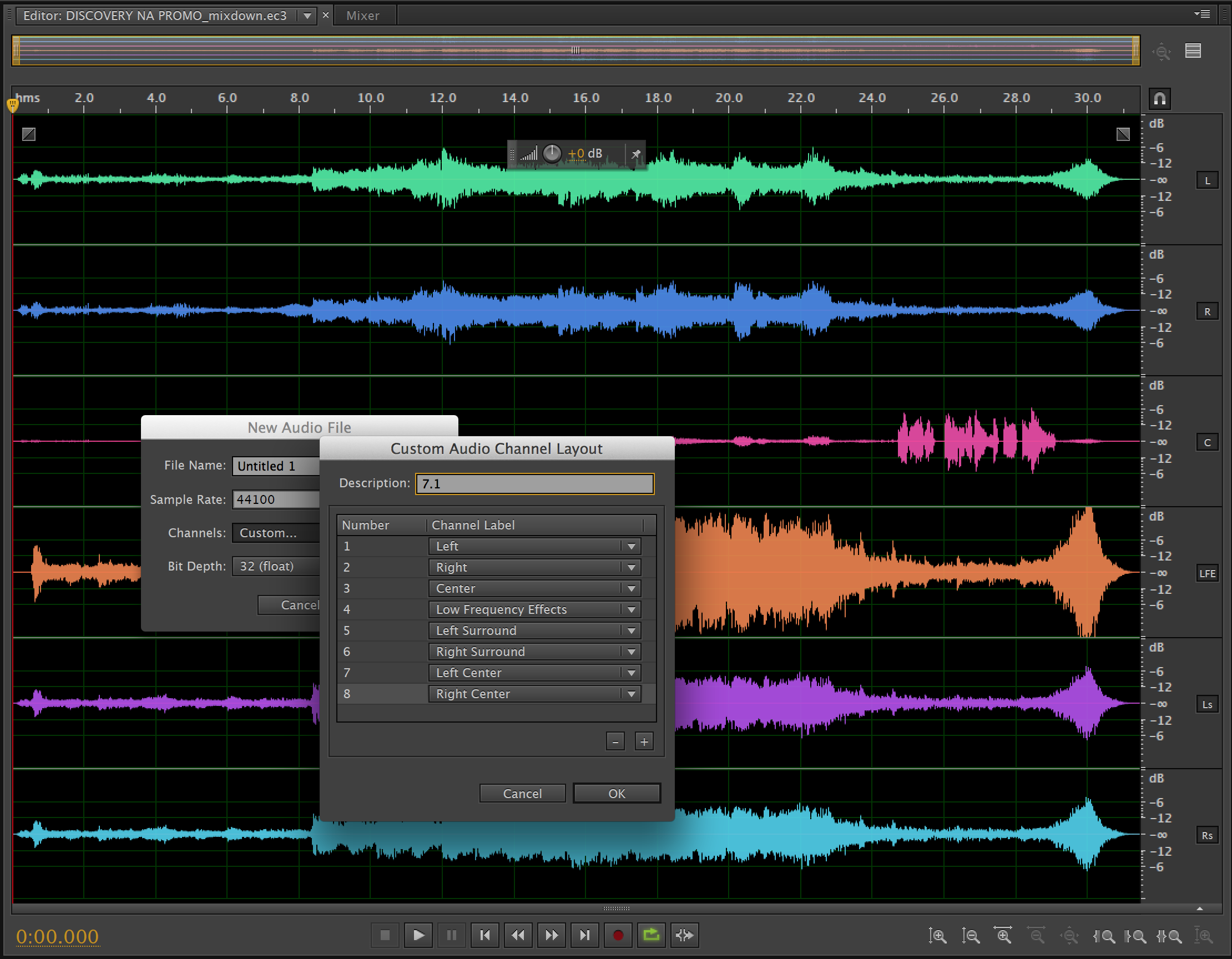 Adobe Audition CC 2019 Cracked For Windows and macOS Free Download