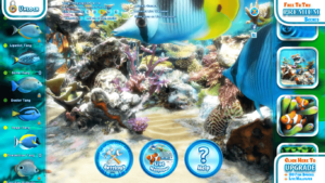 Sim Aquarium live wallpaper for pc