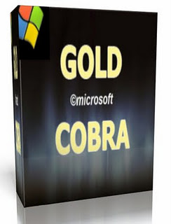 WINDOWS XP PRO SP3 GOLD COBRA EDITION