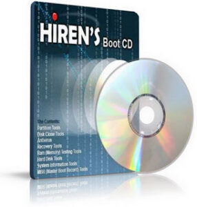 Hirens boot dvd 15.2 restored edition