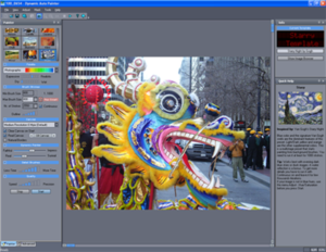 Dynamic auto painter free download