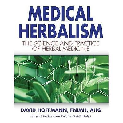 FREE 2 DAY SHIPPING Medical Herbalism The Science