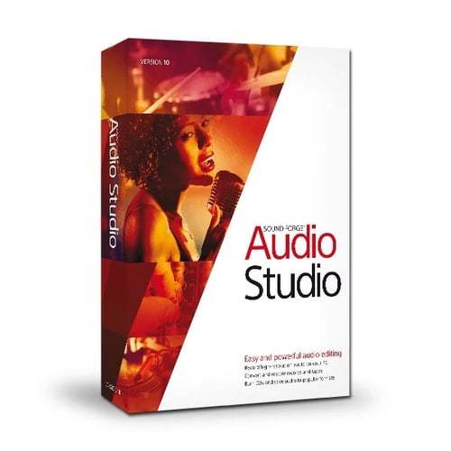 Magix Sound Forge Audio Studio Editing Full Version free Download