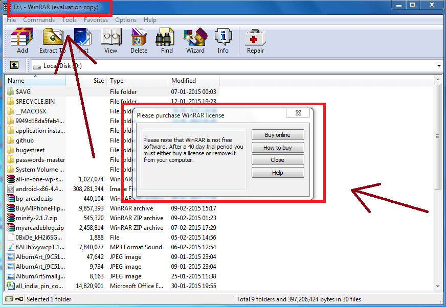 WinRAR-Evaluation-Copy-To-Full-Version