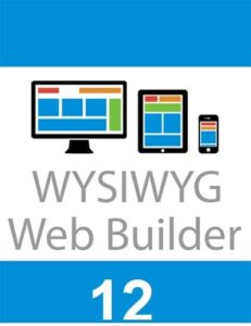 WYSIWYG Web Builder 12.0.1 Free Download Here Latest Version
