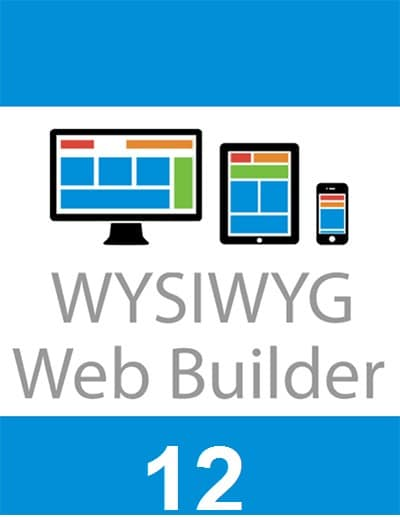 WYSIWYG Web Builder Cover