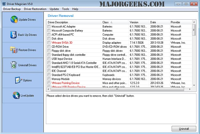 Driver Magician 5.2 + Crack For windows Full Version