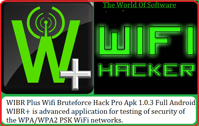 WIfi BRuteforce hack APK