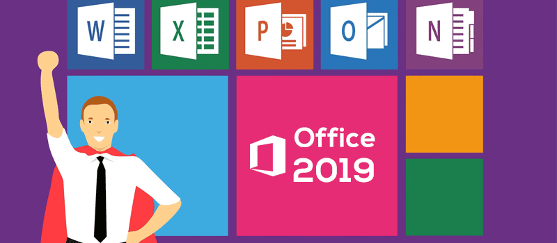 Microsoft Office 2019 Pro Plus V1812 Activator Free Download
